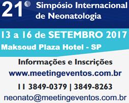 21º Simpósio Internacional de Neonatologia – Workshop Rede Brasileira de Pesquisas Neonatais